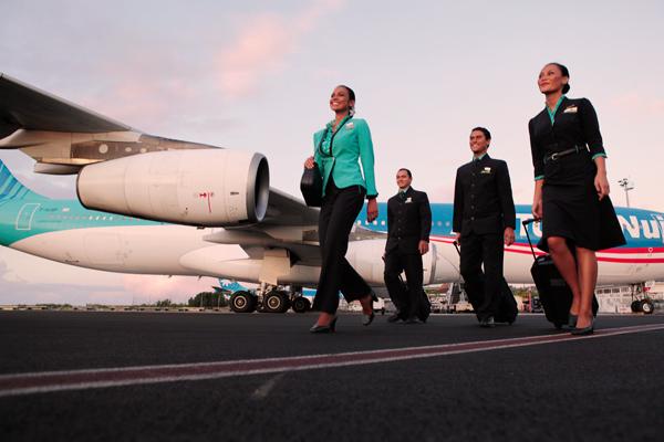 Voyagez connectés avec Air Tahiti Nui