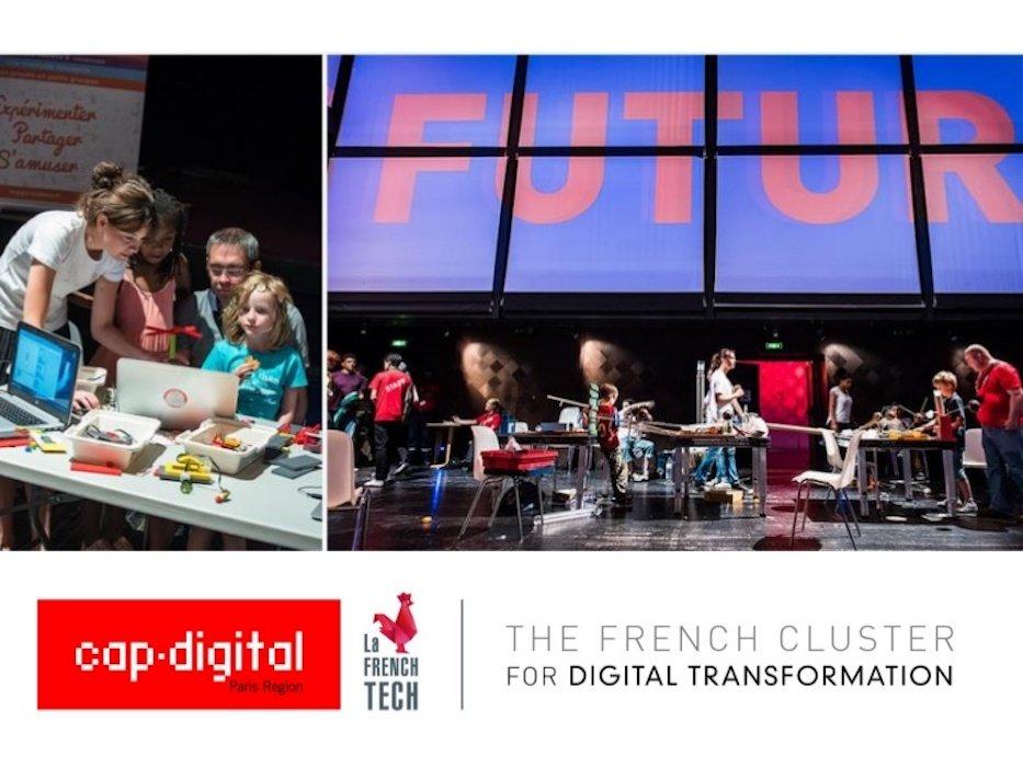 Cap Digital, partenaire Platinum du Digital Festival Tahiti 2018