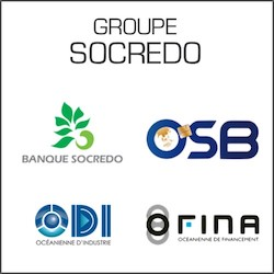 Partner of the Tahiti Digital Festival - Tech4Islands: the SOCREDO group