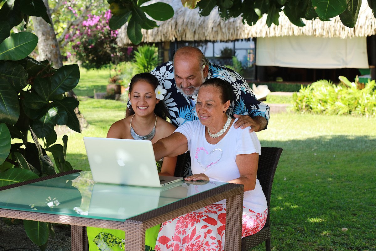 Vini, partenaire Platinum du Digital Festival Tahiti - Tech4Islands