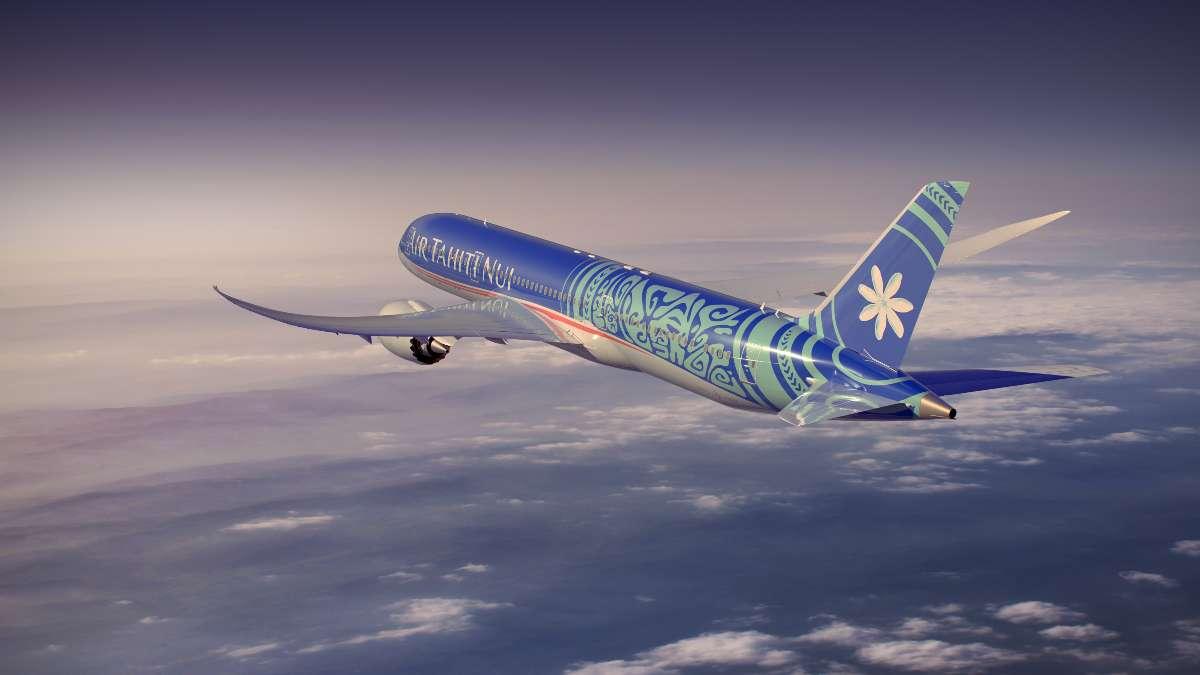Notre partenaire Platinum du Digital Festival Tahiti 2018 : Air Tahiti Nui
