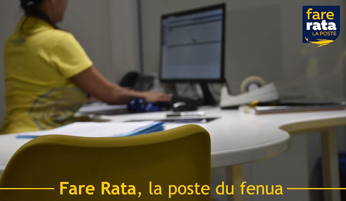 Partenaire Platinum du Digital Festival tahiti - Tech4Islands : Fare Rata, la poste du Fenua