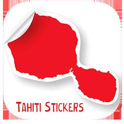 Nos exposants au Digital Festival Tahiti 2018 : Tahiti Stickers