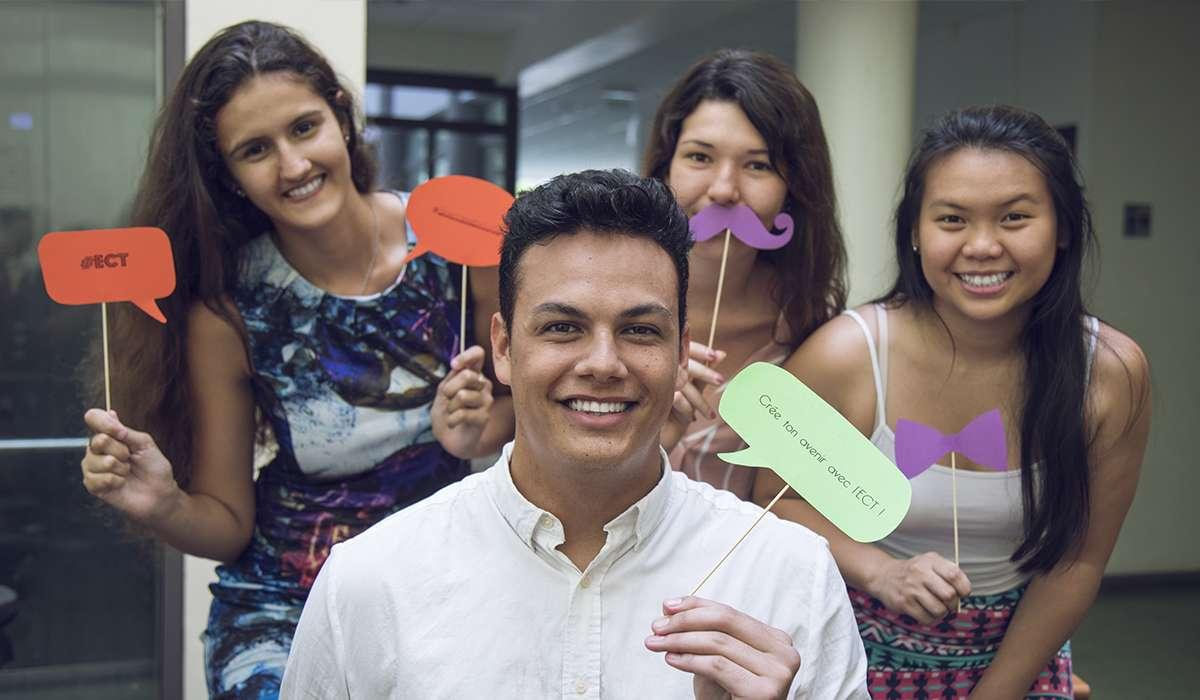 Partenaire du Digital Festival Tahiti 2018 : l'ECT Business School de la CCISM