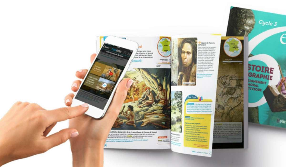 Our exhibitors at the 2018 Digital Festival Tahiti: LTU Tech, School manuals