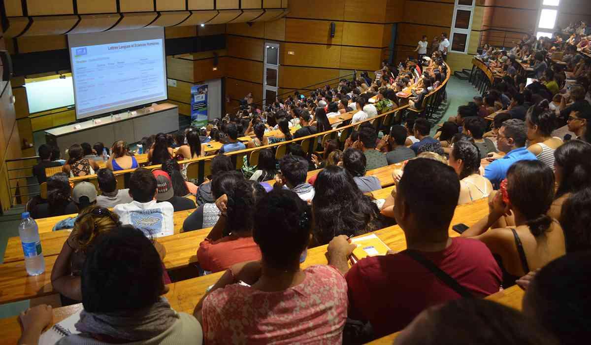 Nos partenaires du Digital Festival Tahiti 2018 : L'Université de la Polynésie française