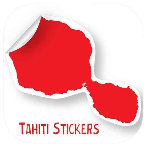 Nos exposanst au Digital Festival tahiti 2018 : Tahiti Stickers