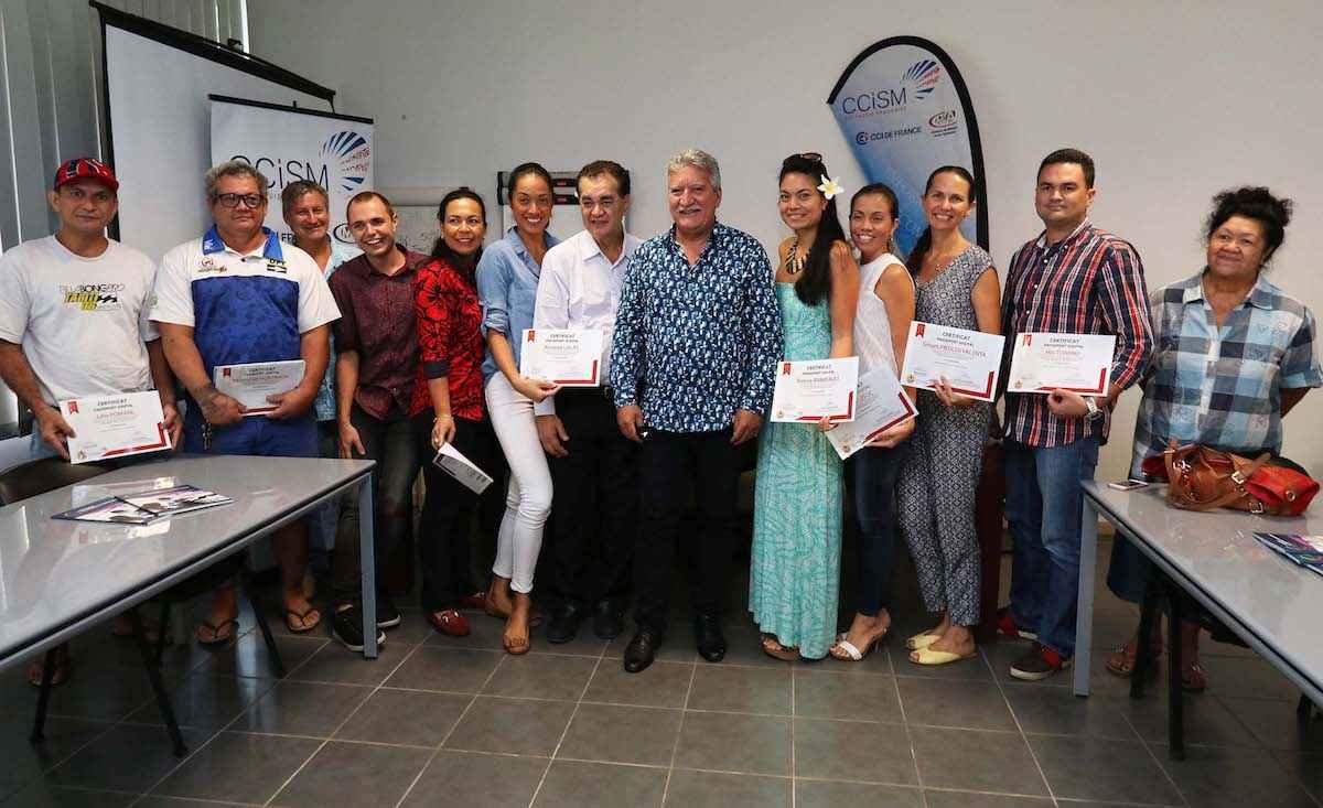 Nos partenaires du Digital Festival Tahiti 2018 : le Passeport Digital