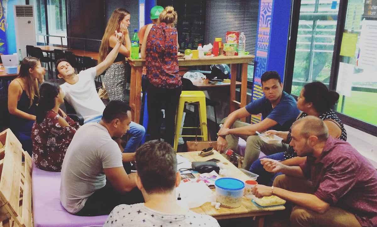 Nos partenaires du Digital Festival Tahiti - Tech4Islands : PRISM, l'incubateur de la CCISM
