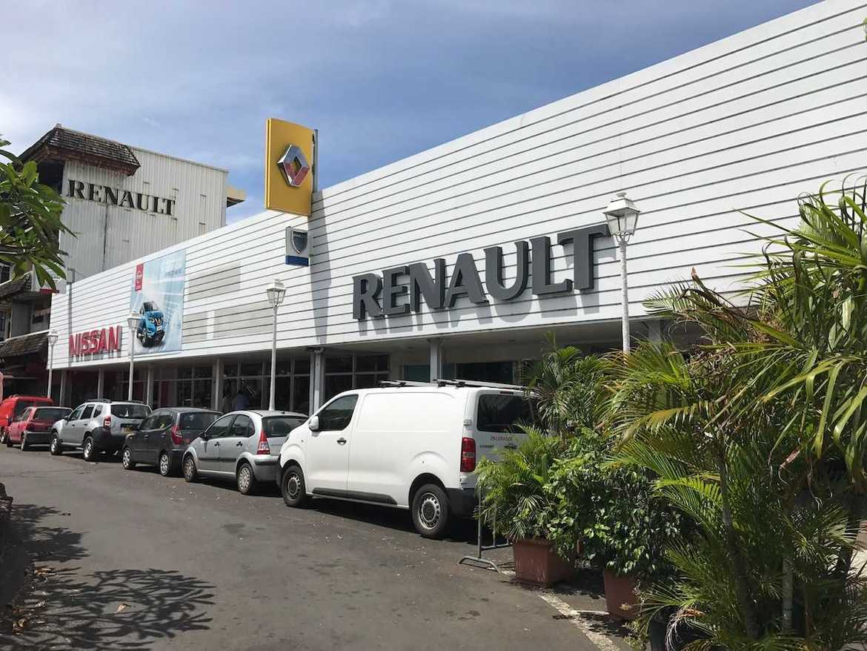 Our exhibitors at the 2018 Digital Festival Tahiti: Sodiva