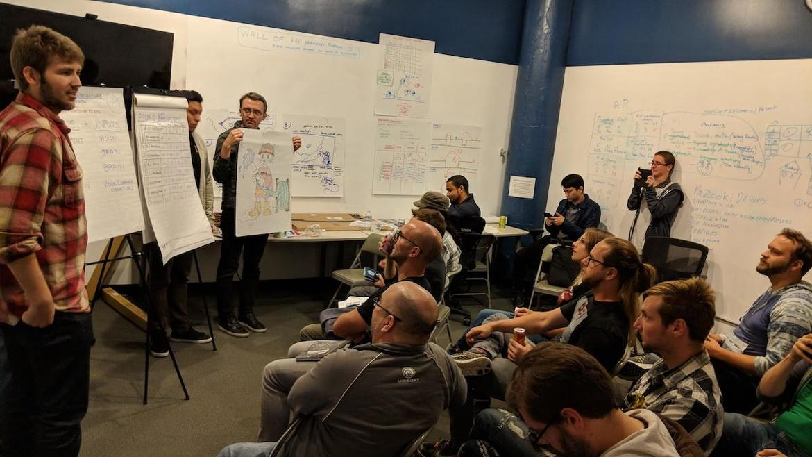 Our exhibitors at the Digital Festival Tahiti: Ubisoft Montreal, the largest video game development studio in the world