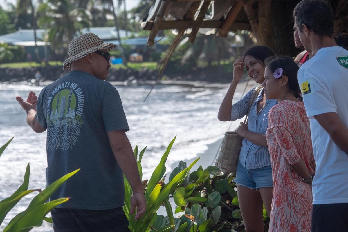 Exposant au Digital Festival Tahiti : Nani