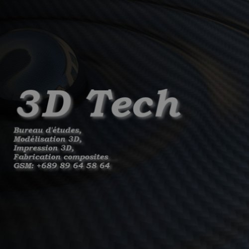 Exposant au Digital Festival Tahiti - Tech4Islands : 3D Technologie