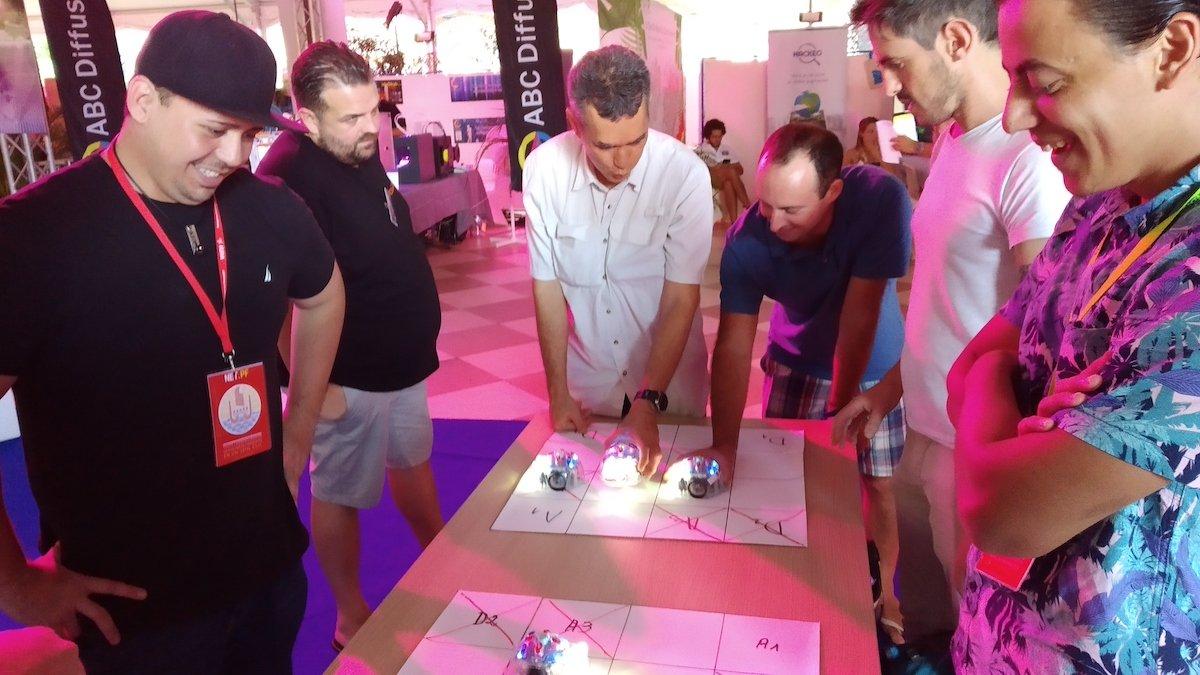 La Polynésie française, exposant au Digital Festival Tahiti - Tech4Islands