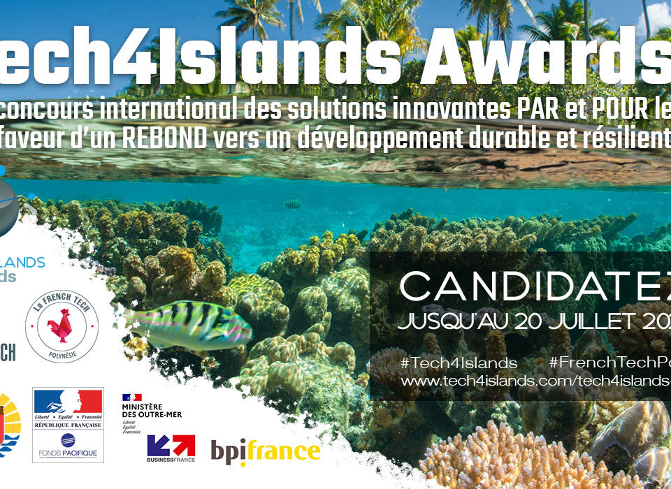 Tech4Islands Awards, l'innovation PAR et POUR les îles