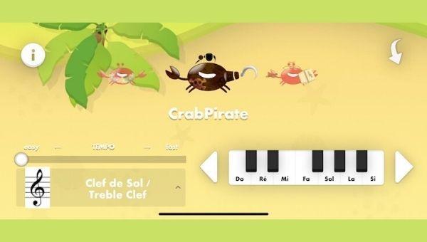 MusicCrab