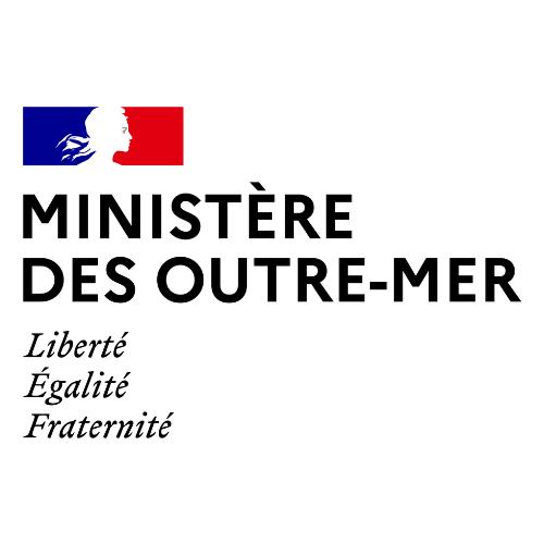 Ministere-des-outre-mer-Tech4Islands-logo